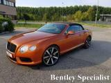 BENTLEY Continental GTC V8 S Unico Proprietario Full Optionals
