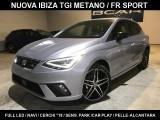 """SEAT Ibiza 1.0 TGI 5p. FR LED+""""18 Black FR+Navi+Full LINK"""