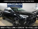 "SEAT Ibiza 1.0 EcoTSI 110cv 5p. FR LED+""18 Black+Navi+CarPLAY"