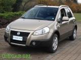 FIAT Sedici 1.6 16V 4x4 Emotion - Bifuel