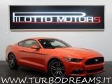 FORD Mustang 2.3 EcoBoost COUPE' automatica PREMIUM FULL OPT.